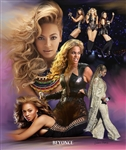Beyonce by Gregory Wishum