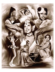 Brown Sugar: Josephine Baker by Gregory Wishum