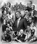Great African Americans: Men by Gregory Wishum