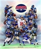 New York Giants by Gregory Wishum