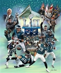 Philadelphia Eagles: Super Bowl 2018 Champions by Gregory Wishum