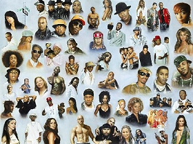 Hip Hop and R  B