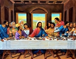 The Last Supper by Jean Francois
