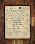 Family Rules by Jennifer Pugh
