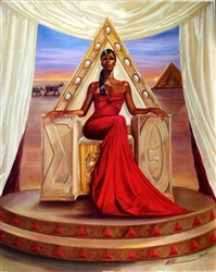 Delta Queen by Kevin A. Williams (WAK)