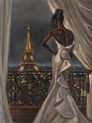 Parlaying in Paris by Kevin A. Williams (WAK)