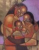 Interlocked Family by Larry Poncho Brown