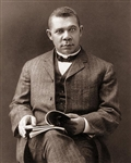 Booker T. Washington, Hampton, Virginia, 1903