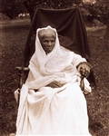 Harriet Tubman at Her Home in Auburn, NY, 1911