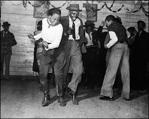 Jitterbug Negro Juke Joint Clarksdale Mississippi 1939
