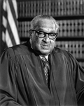 Supreme Court Justice Thurgood Marshall, 1976