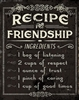 Recipe for Friendship by Pela Studio