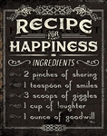 Recipe for Happiness by Pela Studio