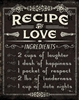 Recipe forLove by Pela Studio