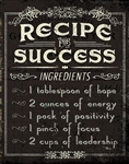 Recipe for Success by Pela Studio