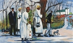 Sunday Service by William Tolliver