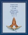 Create in Me a Clean Heart (Zeta) by Merrill
