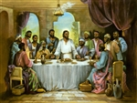 The Last Supper by Quintana