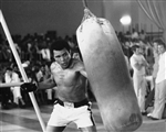 Muhammad Ali: Punching Bag