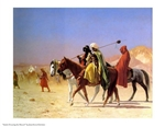 Arabs Crossing the Desert