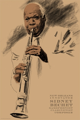 Jazz Series: Sidney Bechet