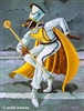 The Drum Major by Ernie Barnes