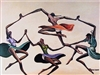 Ring Around The Rosie by Ernie Barnes