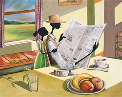 Sunday Morning by Elgyna McCrary