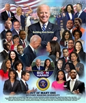 Biden/Harris: Out of Many One – History Making Diversity