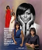 First Lady Michelle Obama is a montage of images of the First Lady Michelle Obama in various poses