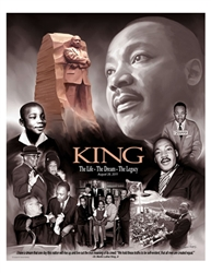 King: The Life, the Dream, the Legacy by Gregory Wishum
