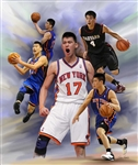 Linsanity by Gregory Wishum
