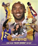 Mamba Love (Kobe Bryant) by Gregory Wishum