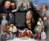 Nelson Mandela by Wishum Gregory