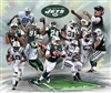 New York Jets by Gregory Wishum