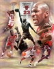 No. 23 (Michael Jordan) by Gregory Wishum