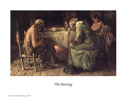 The Blessing by Harry Roseland