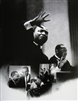Martin Luther King by Jay Bakari depicts a composite painting of Dr Martin Luther King in different poses