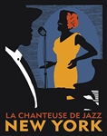 City Jazz La Chanteuse de Jazz