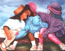 Beauty of Friendship by Jamal Scott