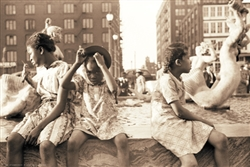 Hot Summer in the City, 1940