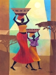 Mother's Helper by Keith Mallett