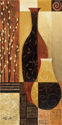 Prelude (Vases) by Keith Mallett