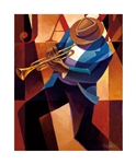 Swing by Keith Mallett