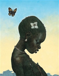 Abikanile's Prayer by Kadir Nelson