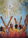 Dancing in the Spirit by Katherine Roundtree