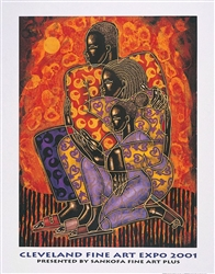 Sankofa by Larry Poncho Brown