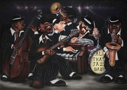 All That Jazz Baby by Leonard Jones