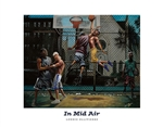 In Mid Air by Lonnie Ollivierre