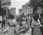 Civil Rights March, Washington,DC, 1963